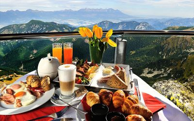 Tradition kontra innovation – kulinariska upplevelser i bergen