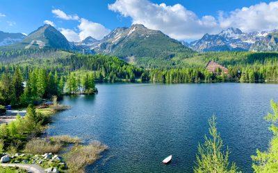 Virtuel resa i Tatrabergen och Liptovregionen
