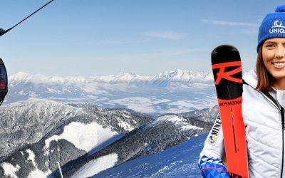 Intervju: Petra Vlhova, alpin skidåkare och en av Slovakiens främsta sportstjärnor